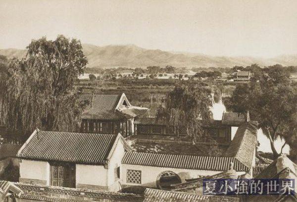 柏石曼清末中國行(3)1907年的濟南建築與景觀