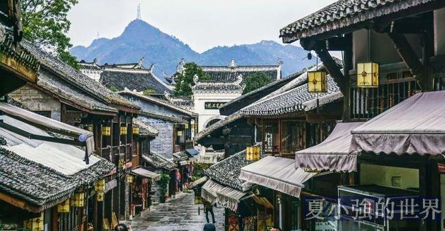 中國最美的50個古村鎮,美到極致!