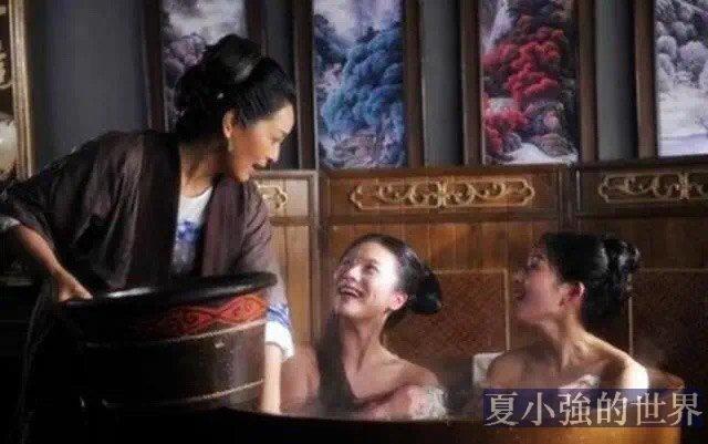 在古代女子多長時間洗一次澡?為什麼