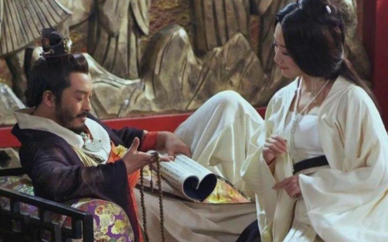 隋煬帝:朕的棋很大,你們都忍一下