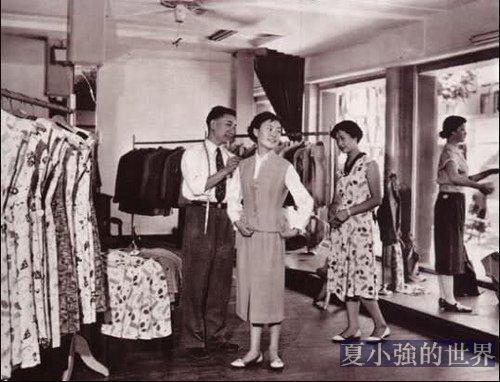 60年代上海老照片,一定有你沒見過的