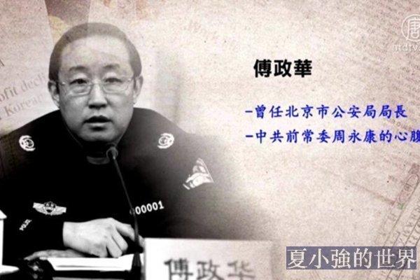 郝平:江派武漢暗殺失手 引爆傅政華案?