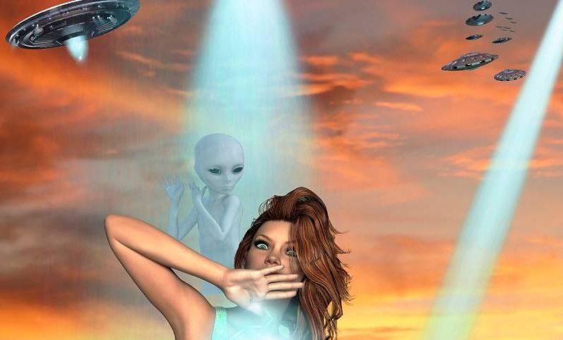 外星飛船劫持生還者講述親身經歷